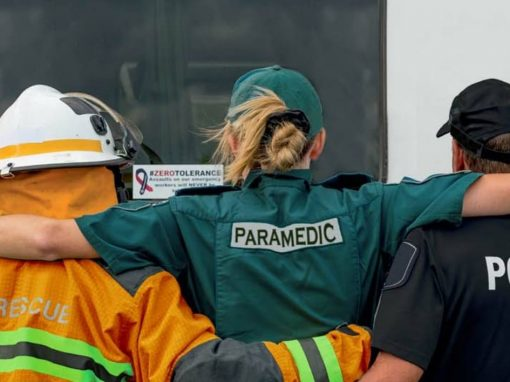 First Responder resilience programs